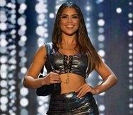 Raishmar Carrillo fue la tercera finalista de Miss Mundo Puerto Rico 202.