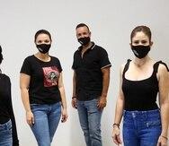 Raquel Vázquez, Jack Mari Ortiz, José Manuel Díaz y Denise Eliza forman parte del grupo de trabajo que elaboró el protocolo.