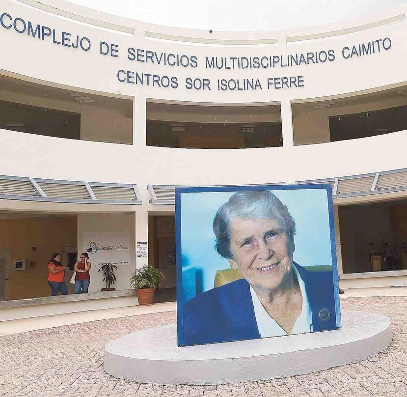 Los Centros Sor Isolina Ferré han logrado impactar 6,506 personas desde sus sedes de Caimito, en San Juan; y La Playa, en Ponce. (Archivo/GFR Media)