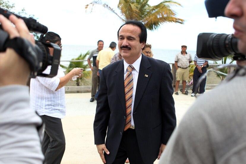 El alcalde de Mayaguez, José Guillermo Rodríguez, alegó desconocer que el Palacio de Recreación y Deportes y el Hospital San Antonio se habían ofrecido como colateral.