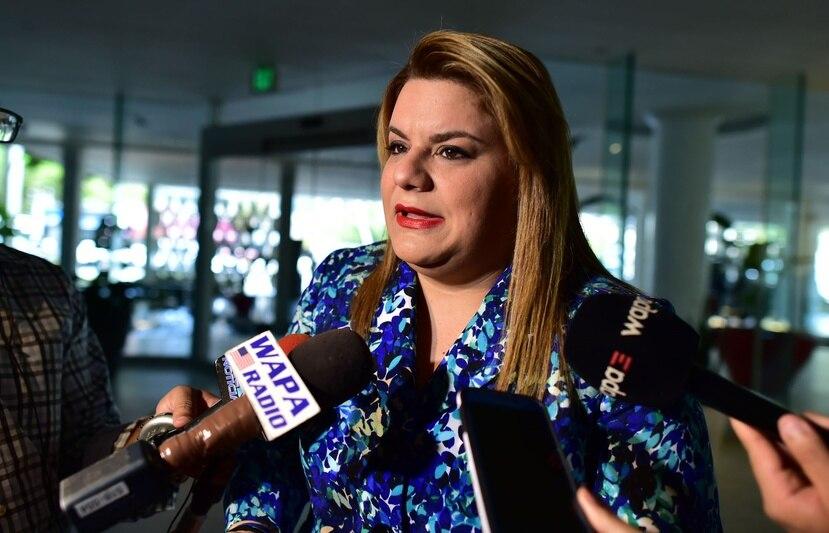 Jenniffer González es la presidenta del Partido Republicano en la Isla. (Archivo / GFR Media)