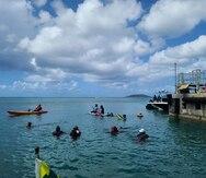 Encuentran causa para arresto contra dos manifestantes detenidos en Vieques y Culebra