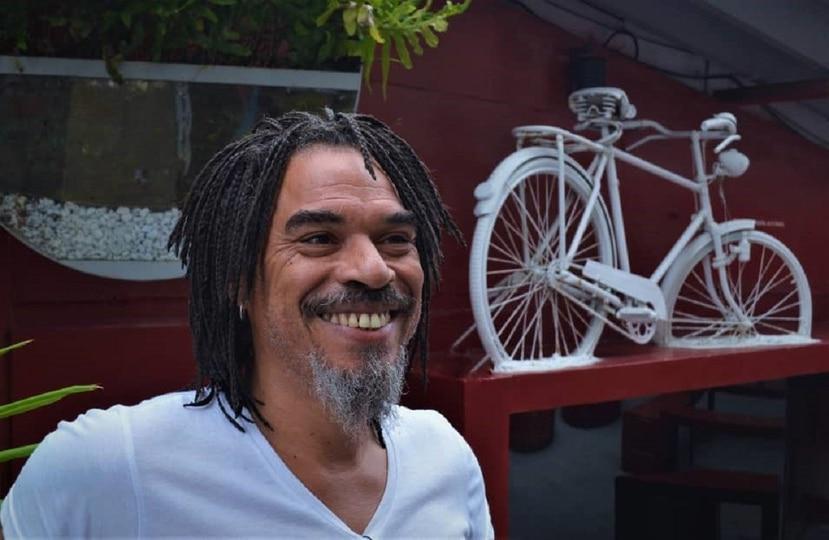 X Alfonso, rockero y director audiovisual.