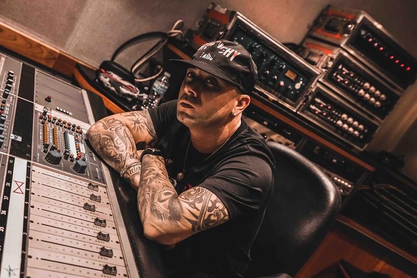 El artista siente orgullo de aportar al reconocimiento de Puerto Rico a través de la música. (Suministrada)