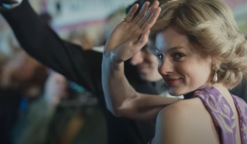 La actriz Emma Corrin interpretará el papel de Lady Di cuando aún era la joven Diana Spencer.