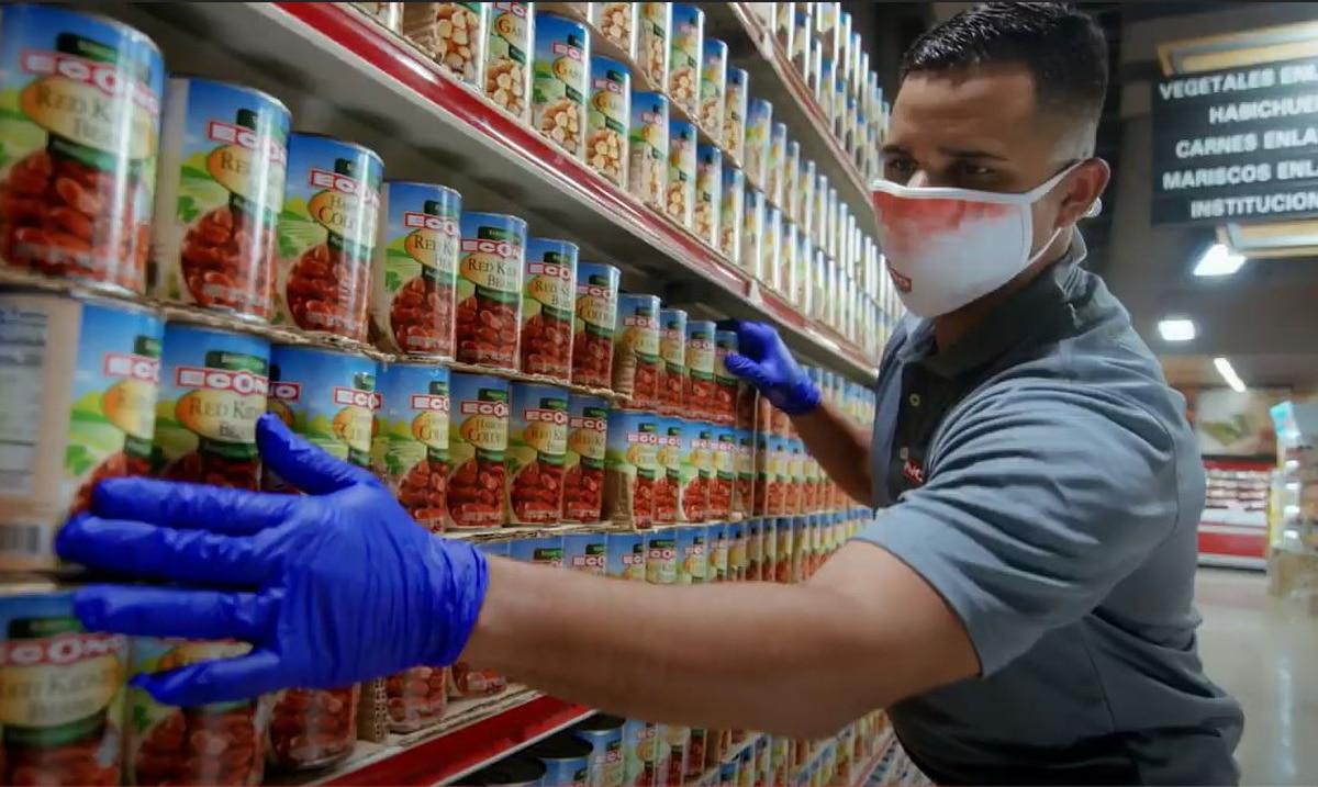 Probarán en 5 supermercados Econo el pasaporte de vacunación Inmunitapass
