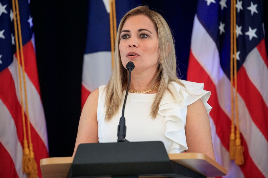 Rosana Aguilar se mantiene como directora de la Autoridad de Carreteras y Transportación (ACT).