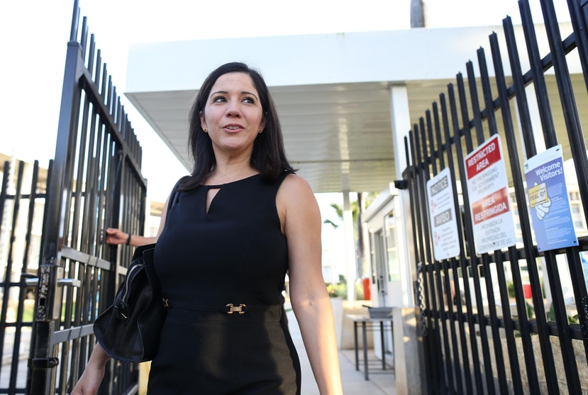 La exdirectora de la Administración de Desarrollo Laboral Sally López regresará al tribunal federal para la vista de lectura de sentencia. (Archivo/GFR Media)