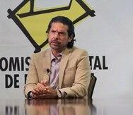 Francisco Rosado Colomer sostuvo que no se arrepiente de haber asumido la jefatura de la CEE en su peor momento, cuando quedó acéfala a solo dos meses de las elecciones generales.