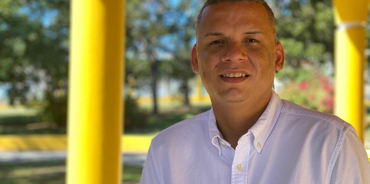 "Ismael ""Titi"" Rodríguez Ramos, alcalde de Guánica."