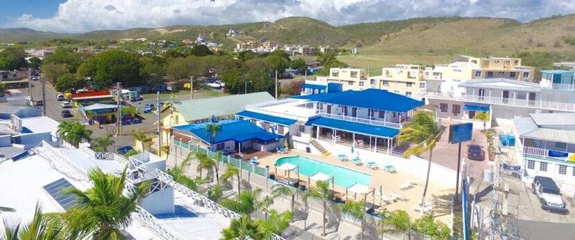 Los planes son iniciar una renovación de toda la propiedad con vista al mar para convertirla en un hotel boutique, agregarle un spa y establecer una microcervecería.