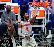 Los Knicks de Nueva York avanzan a los playoffs de la NBA por primera vez desde 2013