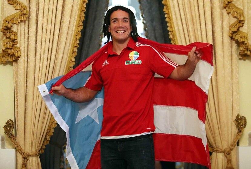 Luis Jabdiel Pérez es el abanderado boricua de los Juegos Paralímpicos Río 2016.