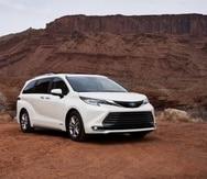 Toyota Sienna del 2021