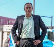 Nelson Rosario, comisionado electoral del Proyecto Dignidad.
