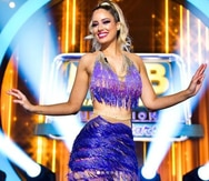 La puertorriqueña Aleyda Ortiz pasó a la final de Mira Quién Baila