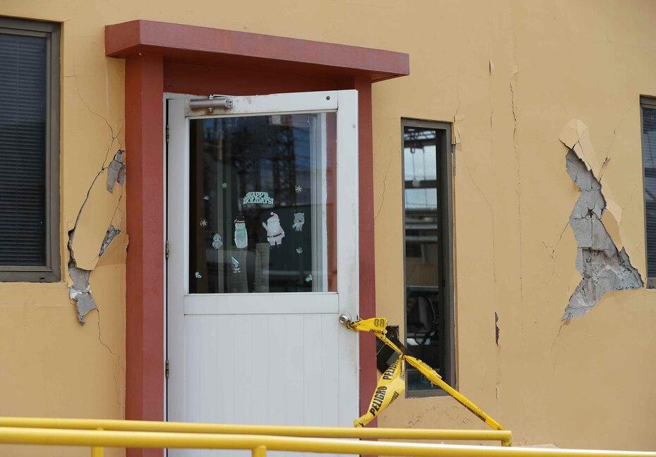 La AEE espera que FEMA pueda brindar apoyo financiero para la reconstrucción de la planta generatriz.