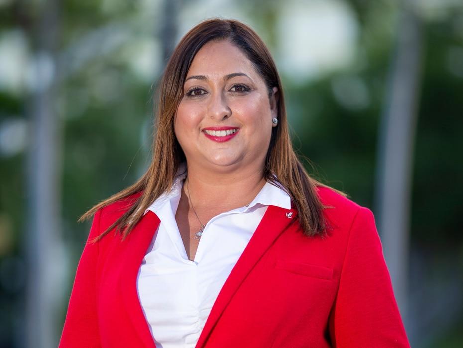 Estrella Martínez prevaleció en la contienda por el Distrito 27 en la Cámara de Representantes.