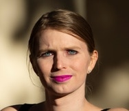 Chelsea Manning en una imagen de octubre de 2018. (EFE)