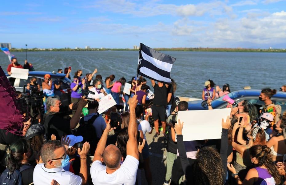 Keishla Rodríguez Ortiz fue encontrada muerta ayer, sábado, en la laguna San José tras estar varios días desaparecida.