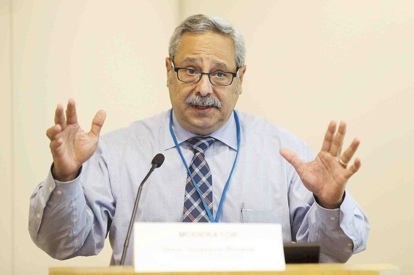 Edwin Meléndez, director del Centro de Estudios Puertorriqueños en el Hunter College de Nueva York. (Archivo/GFR)