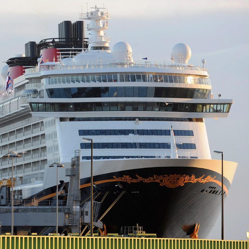Disney Cruise suspende sus viajes hasta junio en Estados Unidos y octubre en Europa