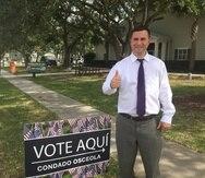 Darren Soto es el único boricua electo al Congreso por Florida.