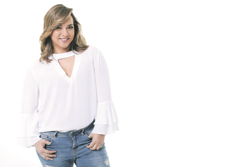Adamari López comenzó a preparar su cuerpo, ya sea para una segunda maternidad, o simplemente para su buena salud. (GFR Media)