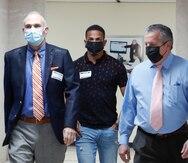Félix Verdejo comparece ante el tribunal federal para declararse culpable o no culpable del asesinato de Keishla Rodríguez Ortiz