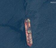 Levantan bandera por un buque con petróleo que podría hundirse y causar daños ambientales en el Caribe