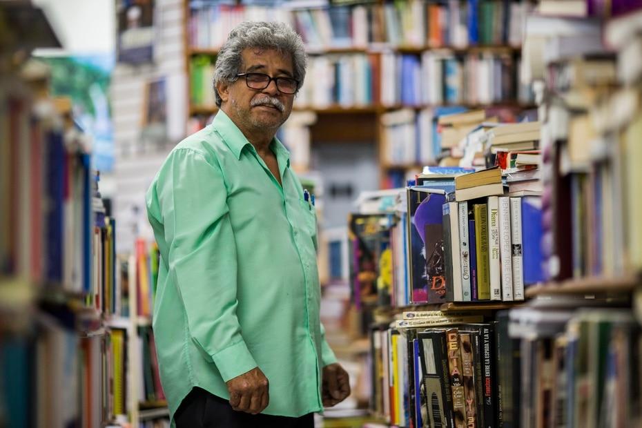 Murió a los 70 años, tras cinco décadas apoyando la distribución y publicación de autores de la isla.