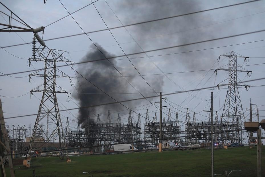 """Ante la situación, LUMA Energy informó que """"se está evaluando la situación y trabajando para restablecer el sistema""""."""