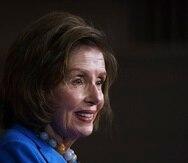 Nancy Pelosi está optimista de un acuerdo en las próximas horas sobre las iniciativas sociales del presidente Biden.