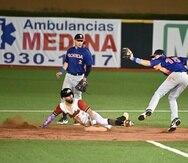 El partido entre los Titanes de Florida y los Peces Voladores de Salinas fue pospuesto para mañana, lunes, a las 7:00 p.m.