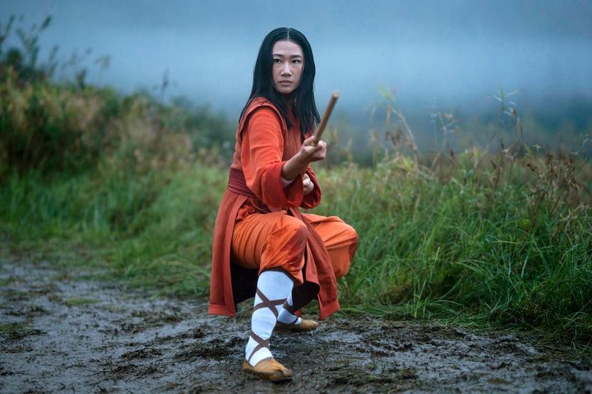 """Olivia Liang es la protagonista de la serie de televisión """"Kung Fu"""", que se estrena el 7 de abril de 2021 en el canal The CW."""