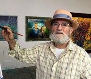 Antonio Martorell creará un retrato a beneficio de la recuperación de Marisol Calero