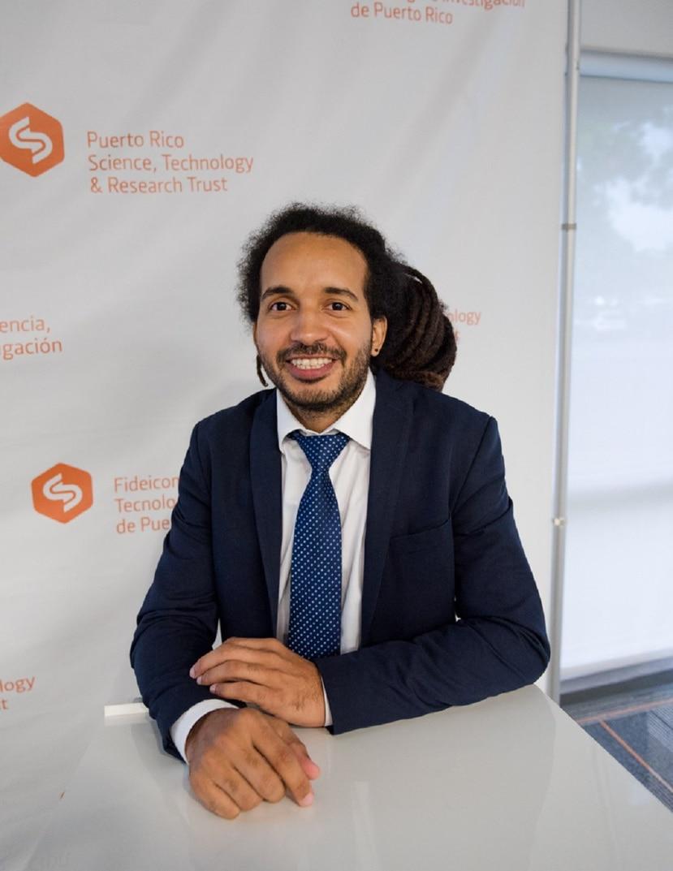 Carlos De León Rodríguez gerente de Control de Calidad en la biofarmacéutica Amgen. (Suministrada)