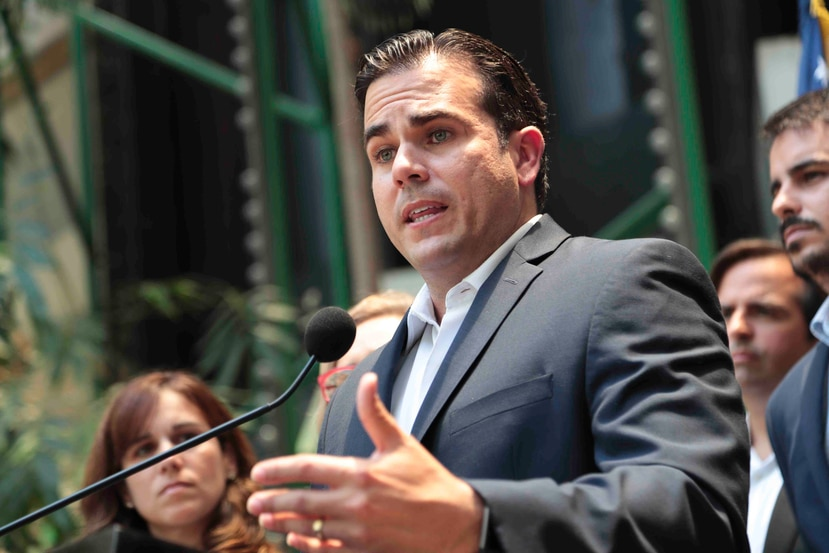 """""""The proposal of the Board to reduce the working day is not necessary"""", Rosselló said. (Archivo / GFR Media)"""