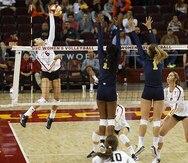 La voleibolista Brittany Abercrombie confirma su interés de representar a Puerto Rico