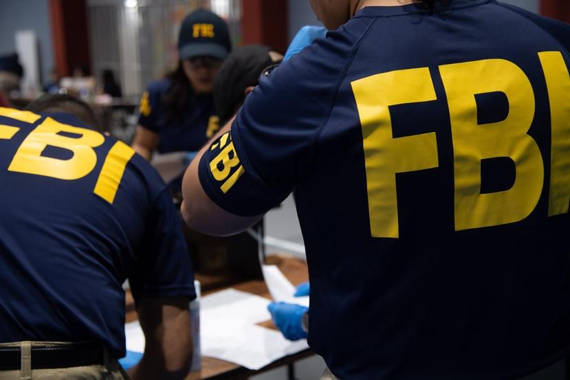 El FBI también ha unido esfuerzos de la Policía. (GFR Media)