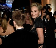 Sharon Stone detalló en una entrevista los momentos más difíciles que ha enfrentado en su vida (AP)