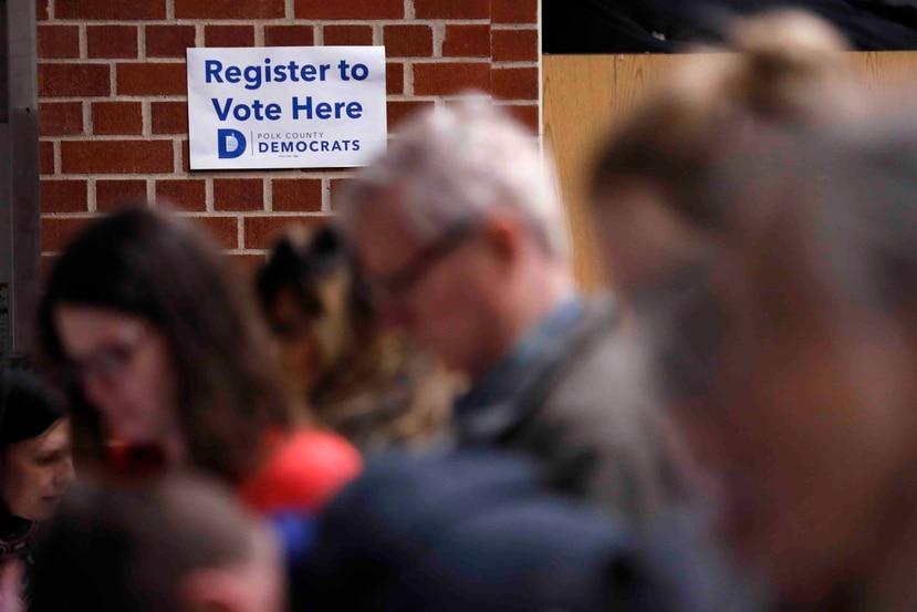 El estado de Florida es decisivo en las elecciones generales de noviembre. (AP)