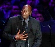 Michael Jordan presentará a Kobe Bryant para la exaltación al Salón de la Fama