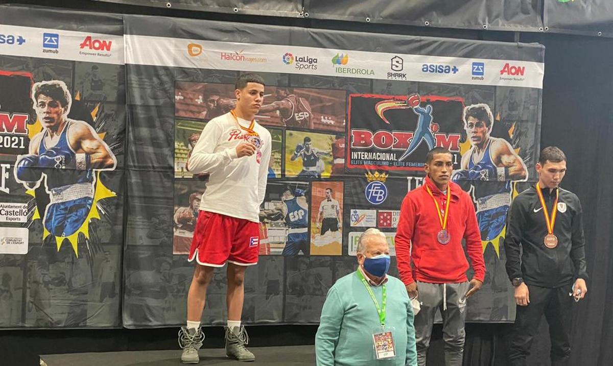 Boxeadores boricuas logran medallas en torneo internacional aficionado en España