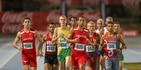 El Festival Deportivo del segundo semestre está pautado para celebrarse del 25 al 30 de abril de 2022 en Ponce. En la foto, corredores durante las últimas Justas de atletismo que se celebraron en el 2019.