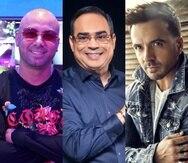 Wisin, Gilberto Santa Rosa y Luis Fonsi son algunos de los boricuas que dirán presente en la ceremonia de premiación.