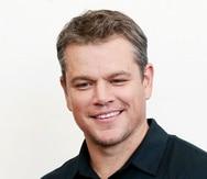 Matt Damon lamenta más no haber trabajado con el famoso cineasta James Cameron. (Shutterstock)