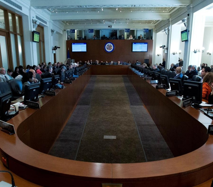 The IACHR will examine the complaints filed by lawyer Gregorio Igartúa and former Governor Pedro Rosselló against the United States. (AP)