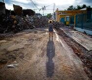 Los terremotos del 6 y 7 de enero marcaron lo que sería un año 2020 de pesadilla