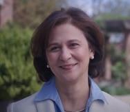 La demócrata puertorriqueña Nellie Gorbea aspira a ser gobernadora de Rhode Island.